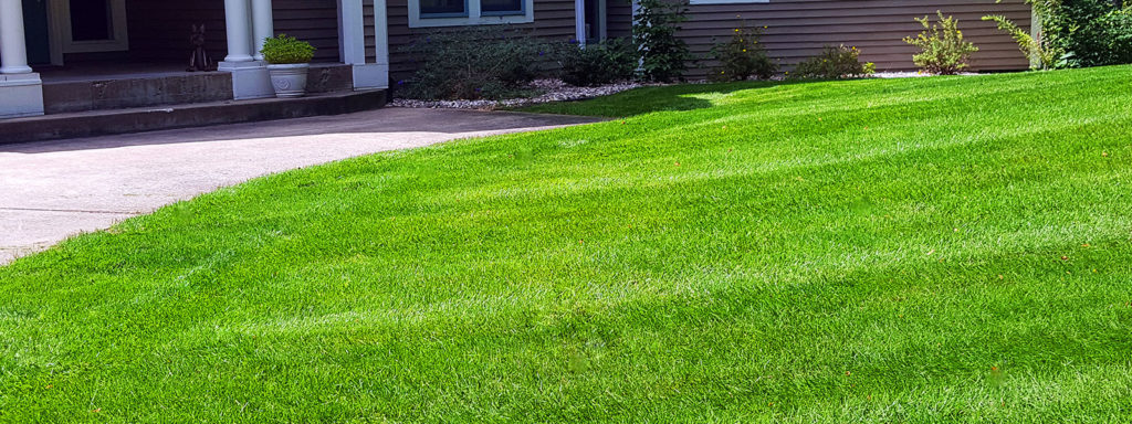 Miracle Lawn Maintenance lawn care and mowing in Kalamazoo-Portage, MI
