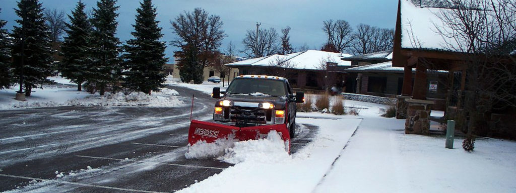 MIracle Lawn Maintenance snow plowing in Kalamazoo - Portage, MI